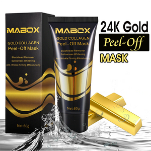 Youth Power 24K Gold Peel-Off Mask - Engineracing