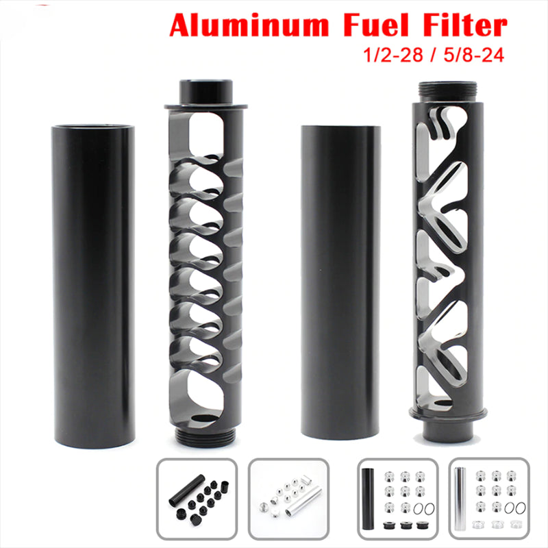 14pcs Car Modified Fuel Filter Portable Filter Automotive for 4003/24003