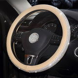 Swarovski Crystal Steering Wheel Cover - Engineracing