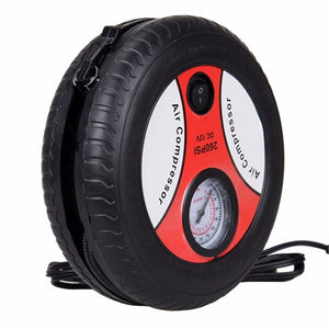 260PSI Portable Electric Tire Pump - Engineracing