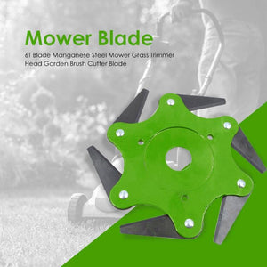 NEW TRIMMER HEAD FOR LAWN MOWER NINJA BLADES - Engineracing