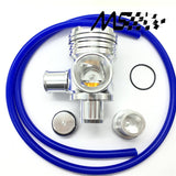 Blow Off Valve S Diverter Turbo BOV Boost for Volkswagen GTI Jetta Audi 1.8T 2.7T - Engineracing
