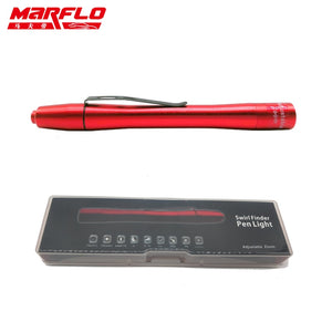 Marflo Car Paint Checking Swirl Finder Light Pen - Engineracing