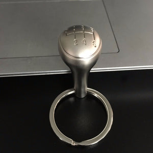 Car Stick Shifter Fidget KeyChain - Engineracing