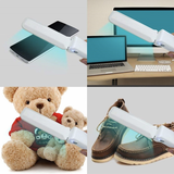 Portable UV-C Virus Sterilizer Light Disinfection Lamp