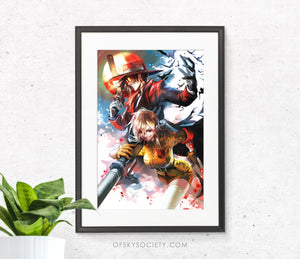 Hellsing Ultimate Print