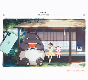 My Neighbor Totoro, Studio Ghibli Playmats / Gaming Mouse Pads
