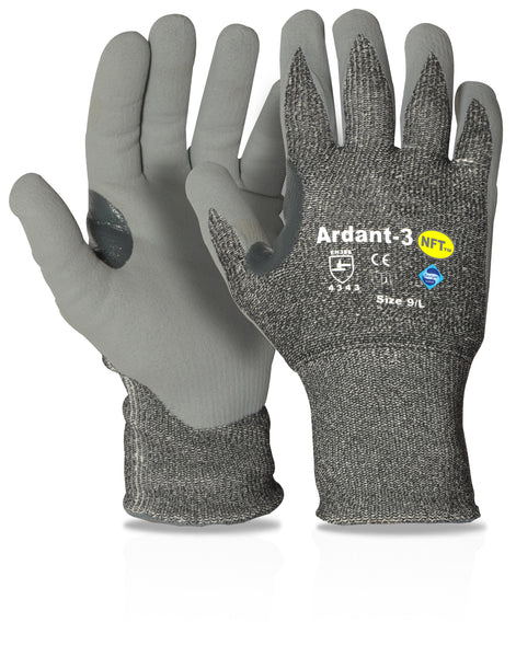 Cut Level 3 Foam Nitrile Glove