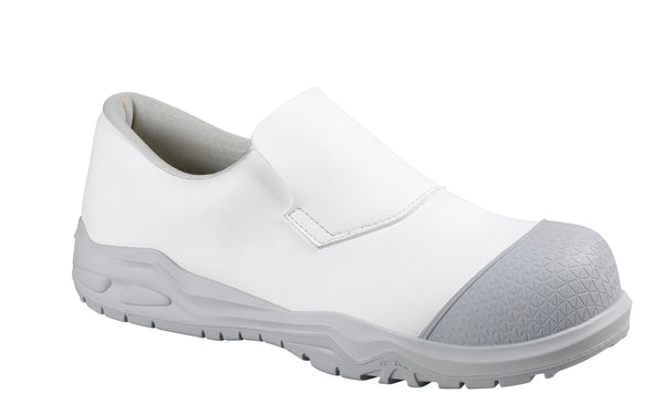 Freez Ov Slip-on Safety Shoe with Overcap
