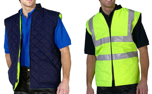 Reversible Bodywarmer
