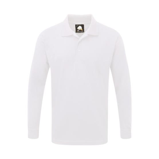 Long Sleeve Premium Polo Shirt