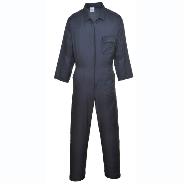 Nylon Zip Coverall