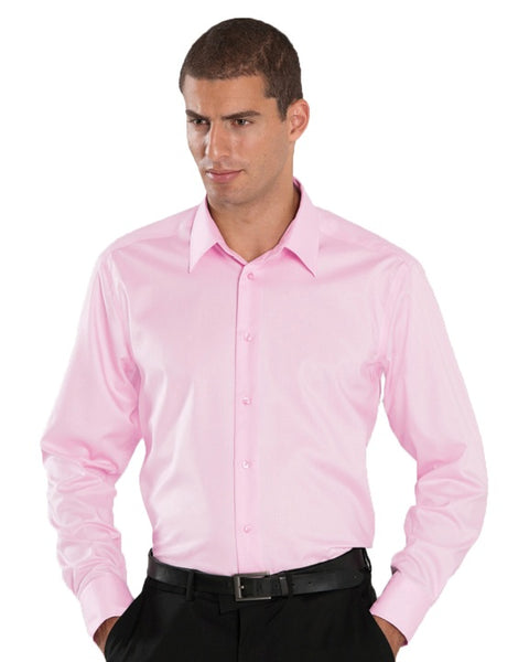 Tailored Fit Long Sleeve Non-Iron Shirt
