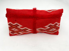 Load image into Gallery viewer, RED MOROCCAN BAG