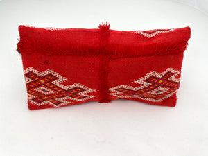 RED MOROCCAN BAG