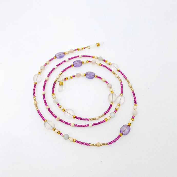 LILAC GLASSES CHAIN