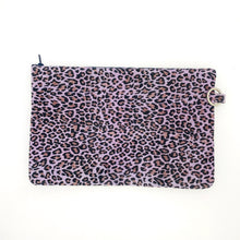 Load image into Gallery viewer, PURPLE CHEETAH BAG
