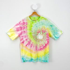 OVERSIZED UNISEX RAINBOW T-SHIRT