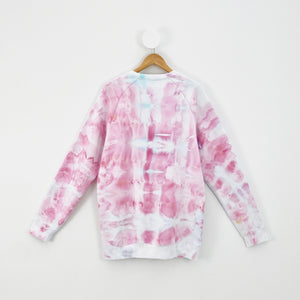 PINK CLOUDS JUMPER