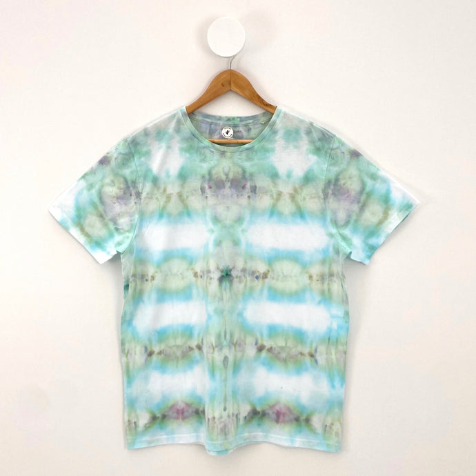 ICE-DYED ELECTRO T-SHIRT
