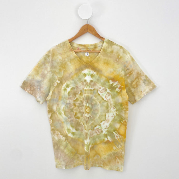 ICE-DYED CHIMES  T-SHIRT