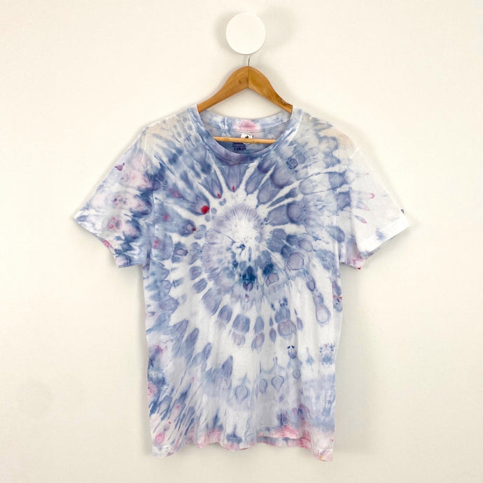 ICE-DYED SEASHELL T-SHIRT