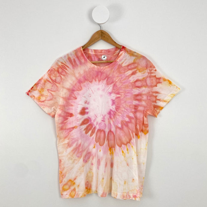 ICE-DYED SUNSET T-SHIRT
