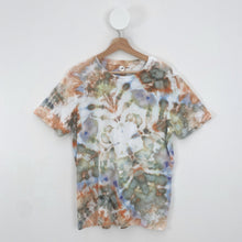 Load image into Gallery viewer, ICE-DYED RUSTY T-SHIRT