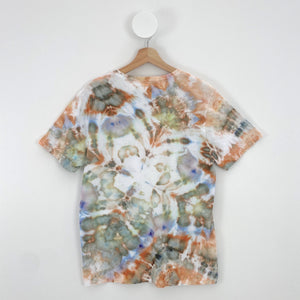 ICE-DYED RUSTY T-SHIRT