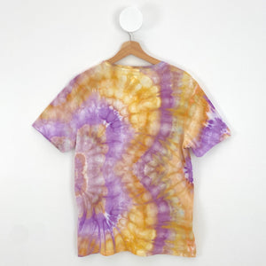 ICE-DYED HYPNOSIS T-SHIRT