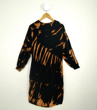 Load image into Gallery viewer, TIGRESS SMOCK DRESS