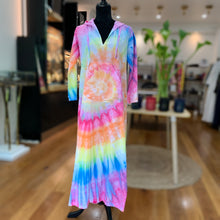 Load image into Gallery viewer, Kaftan - Unicorns in Mallorca Kaftan