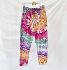 Fiesta Ice Dye Hoodie and Jogger Set Size 10
