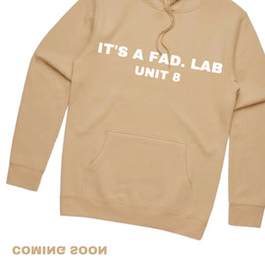 IT'S A FAD. LAB Unit 8 Hoodie