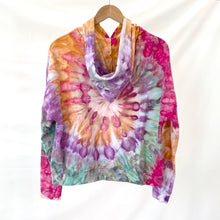 Load image into Gallery viewer, Fiesta Ice Dye Hoodie and Jogger Set Size 10