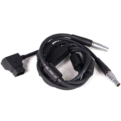 D-Tap Power Cable divided into two / D-Tap 电源线一分二( 6 pin )( 30CM 70CMx2 )