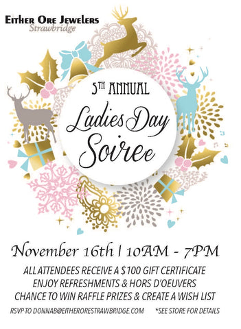 5th annual ladies day soiree