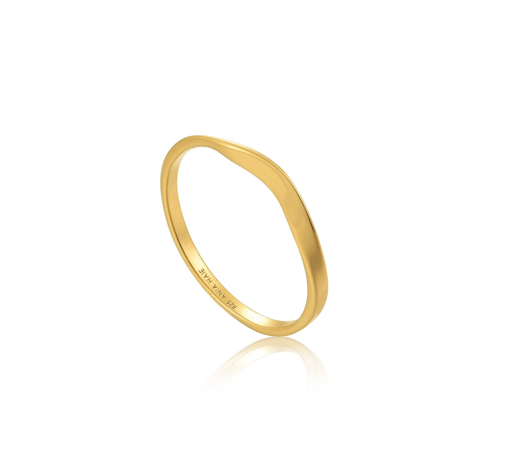 Modern Curve Ring