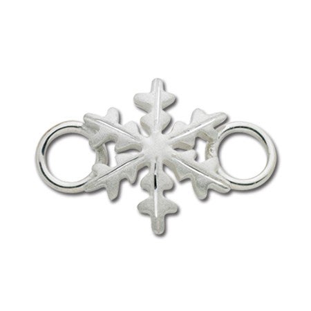 Snowflake Convertible Clasp
