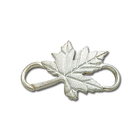 Maple Leaf Convertible Clasp