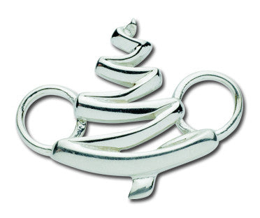 Christmas Tree Convertible Clasp