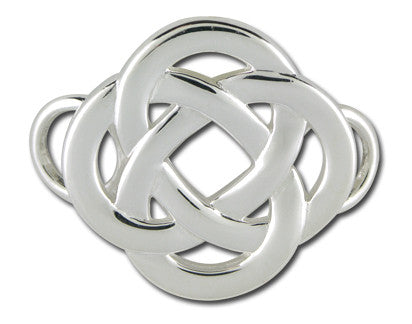 Celtic Knot Convertible Clasp