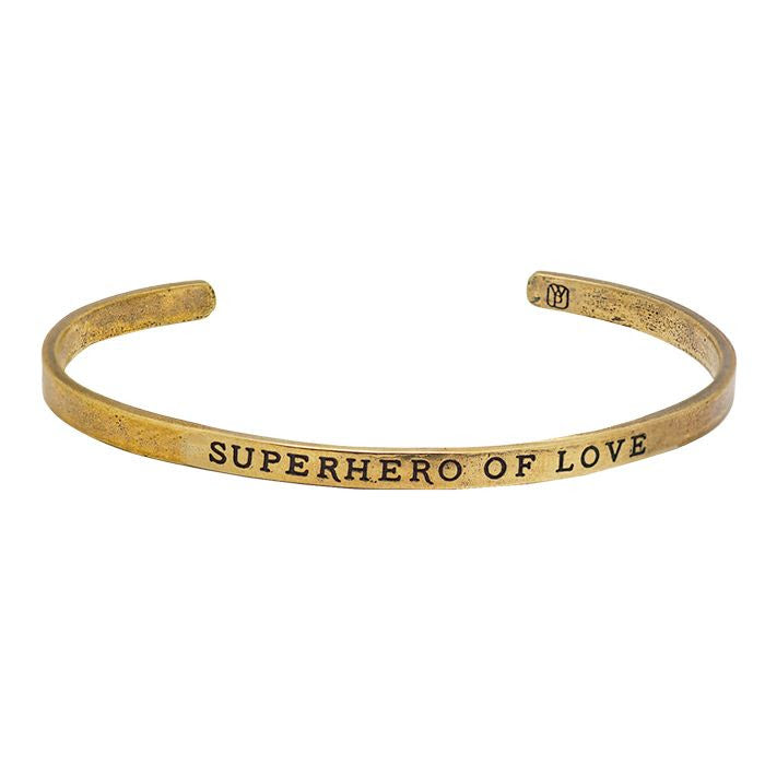 Superhero Of Love Cuff