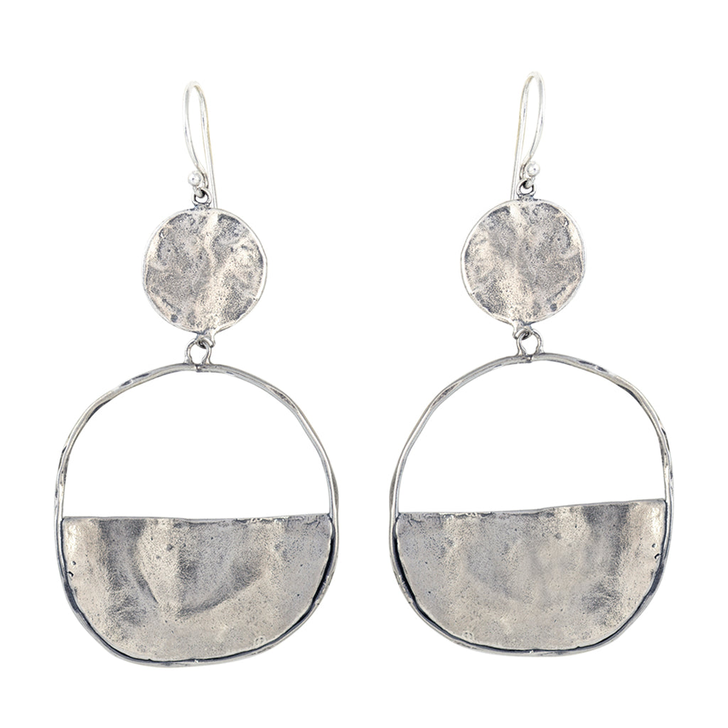 New! Vista Earrings- Sterling Silver
