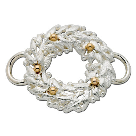 Wreath Convertible Clasp