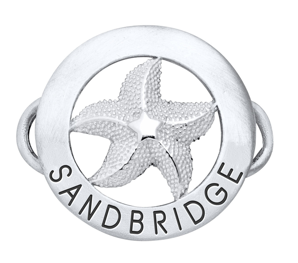 Sandbridge- Personalized Starfish Cham