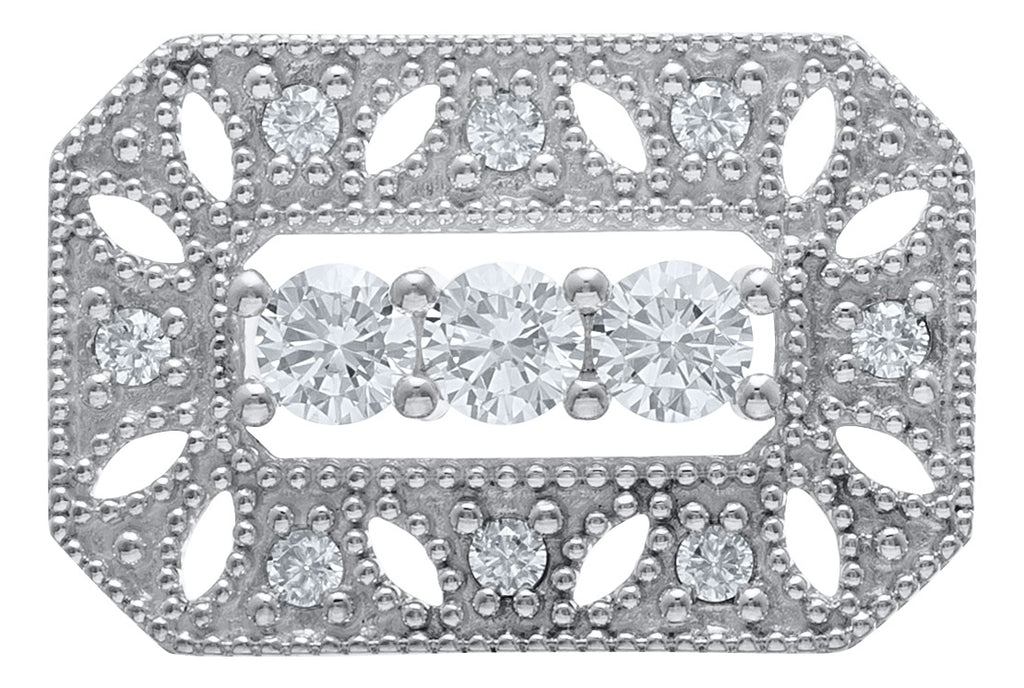 Glam Rectangle Clasp