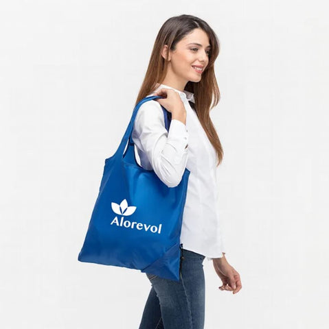 Promotional Packable Tote Bags
