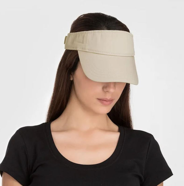 Valucap Bio-Washed Visors