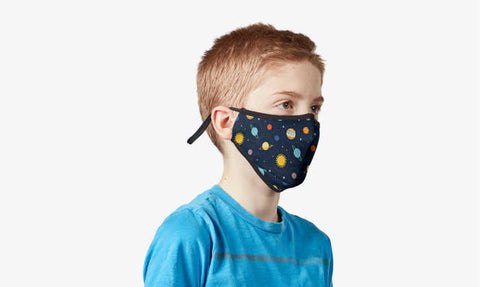 Planets (Kids) Face Masks